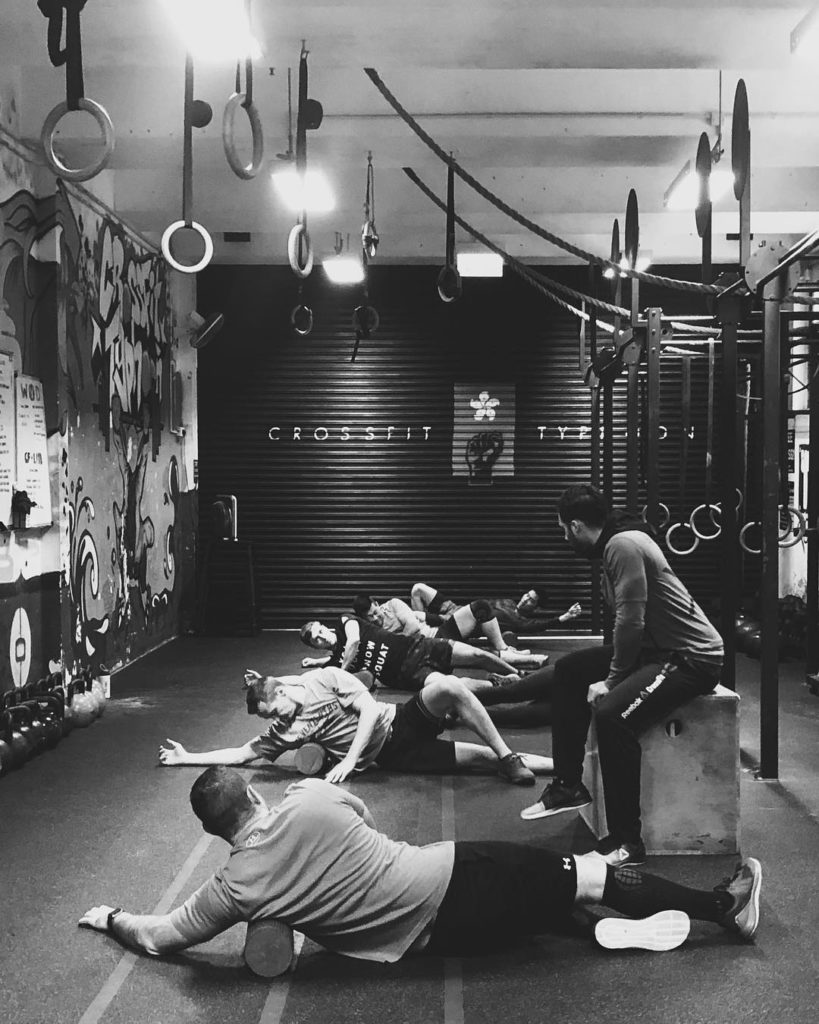 CrossFit Typhoon offers free gym trials.