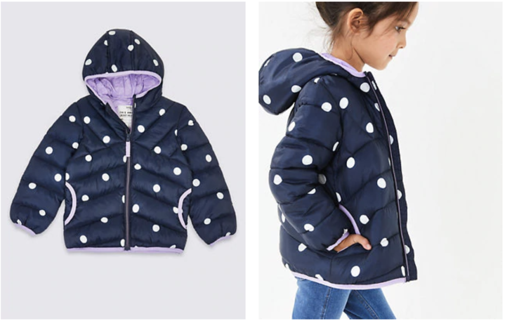M&S is a hugely popular kid's clothing Hong Kong store. They are known for selling high-quality and long-lasting items.
