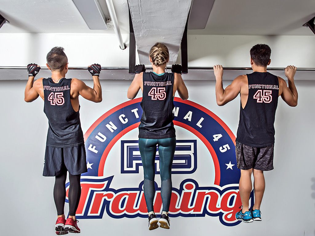 F45 Hong Kong offers high-intensity group classes that focus both on cardio and weights. You can expect to get a lot stronger from participating in these classes.