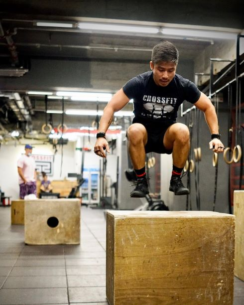 CrossFit 852 focuses on workouts that cover a wide range of movements to ensure you are achieving new heights of all-round fitness.
