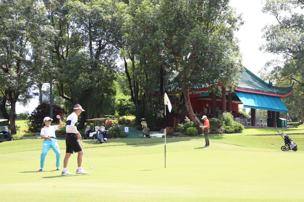 If you're looking for the best club membership in Hong Kong, and love golf, check out the Hong Kong Golf Club.