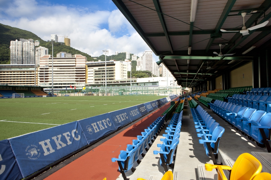If you're thinking about club memberships, consider the Hong Kong Football Club.