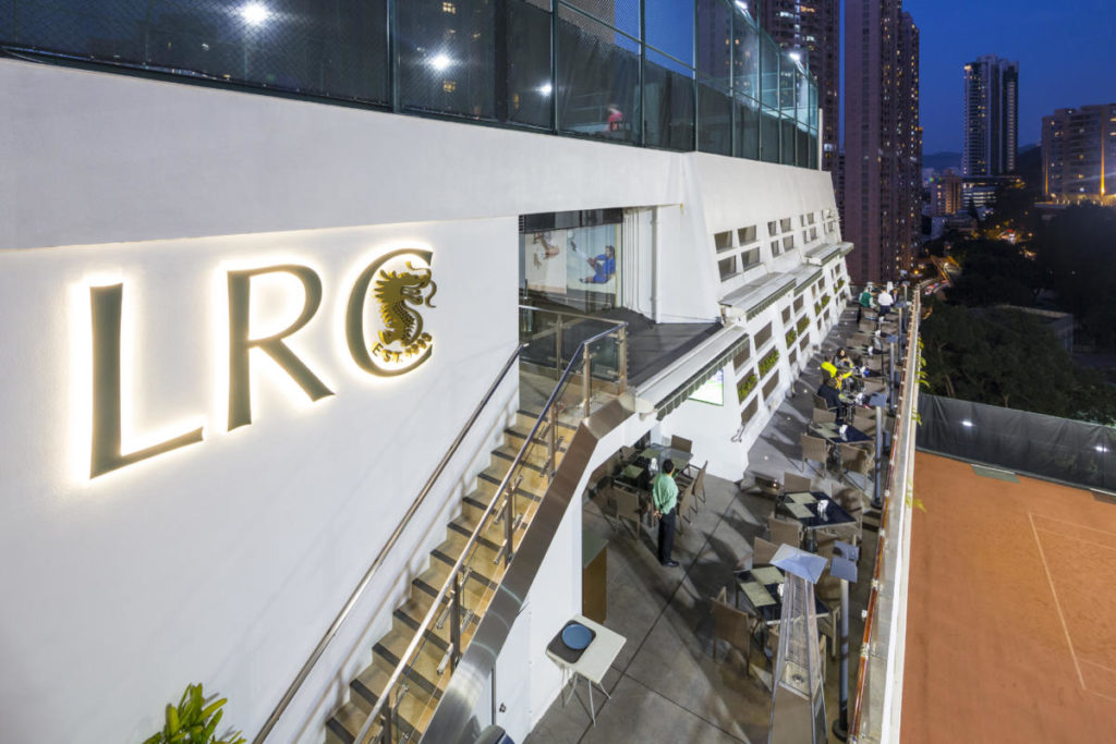 The LRC is a great club membership, located in the heart of mid-levels, LRC is a delight. If you are a tennis lover, you will truly adore this club.