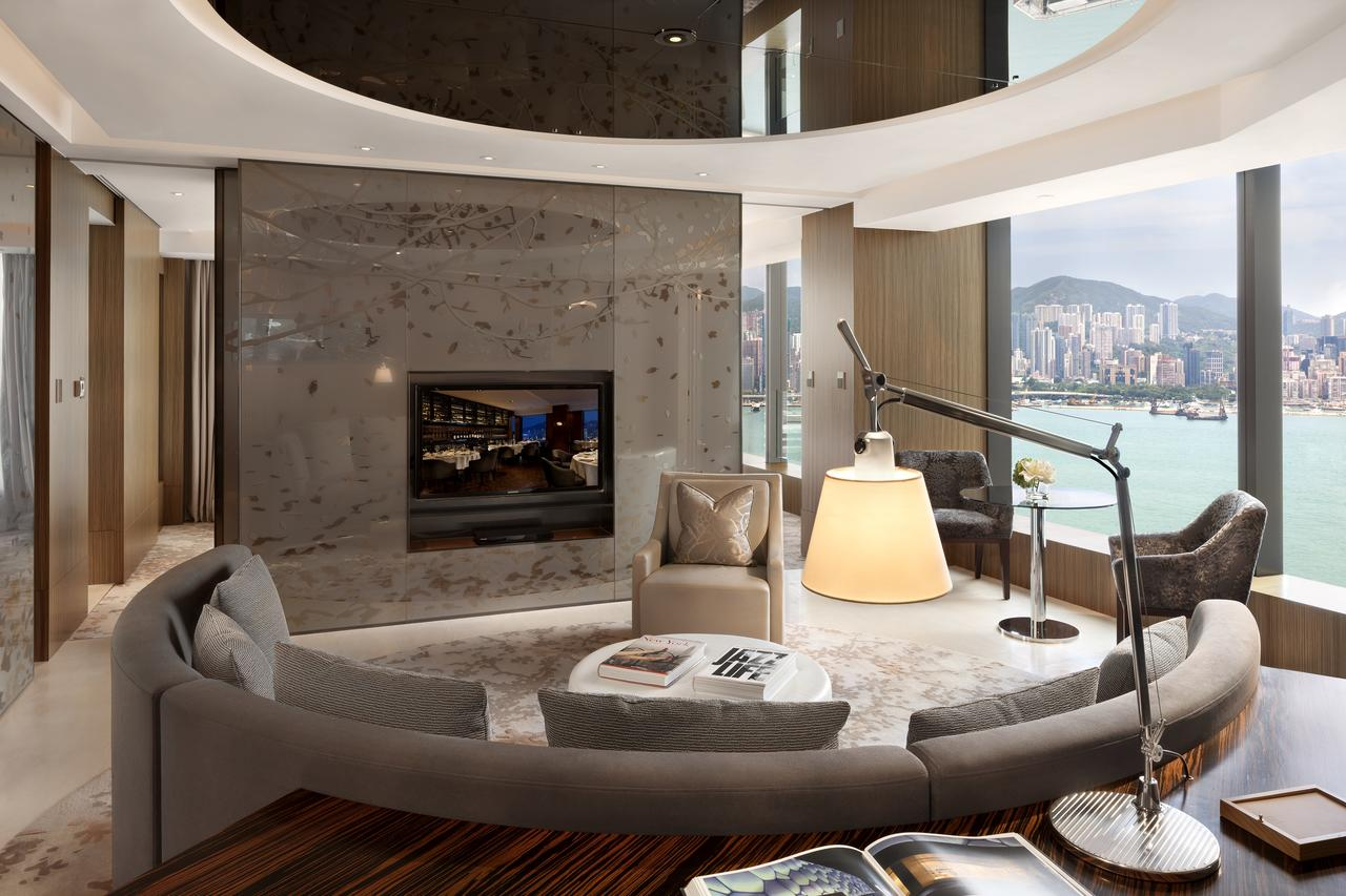 Thinking about doing a staycation in Hong Kong? Consider The Icon.