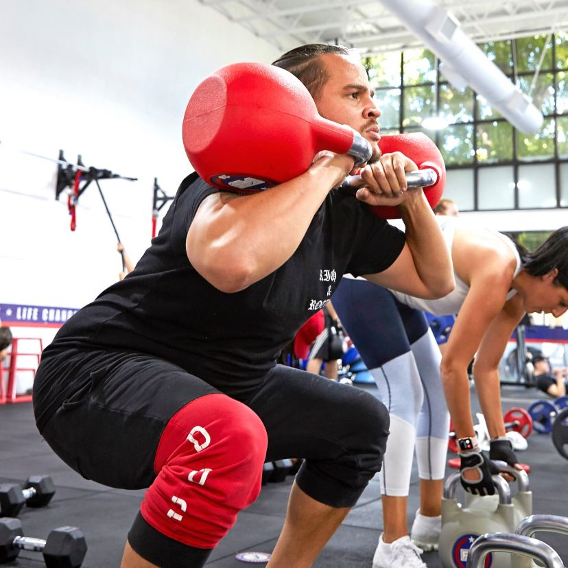 F45 offers a one week free trail to Hong Kong residents.