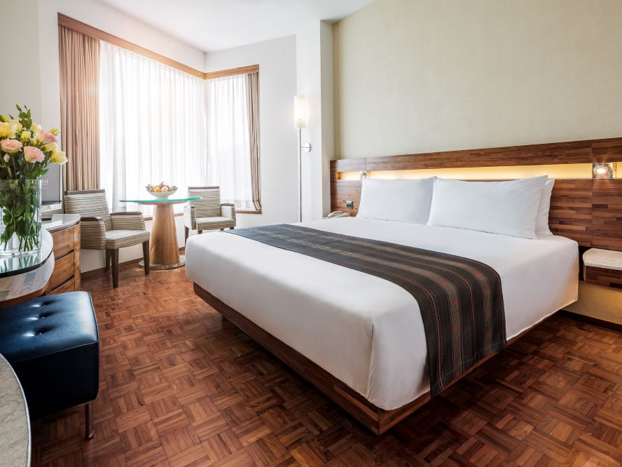 L'hotel Causeway Bay Harbour View is one of the best cheapest hotels in Hong Kong.