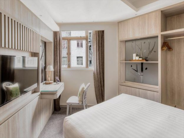 The Stanford Hillview Hotel is one of the best cheapest hotels in Hong Kong.
