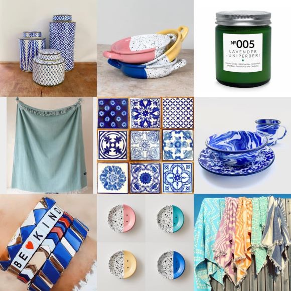 R&R sell a huge array of homeware goods which are perfect as gifts.