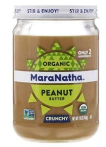 Organic peanut butter is a staple for vegans. Read our review of Marantha's