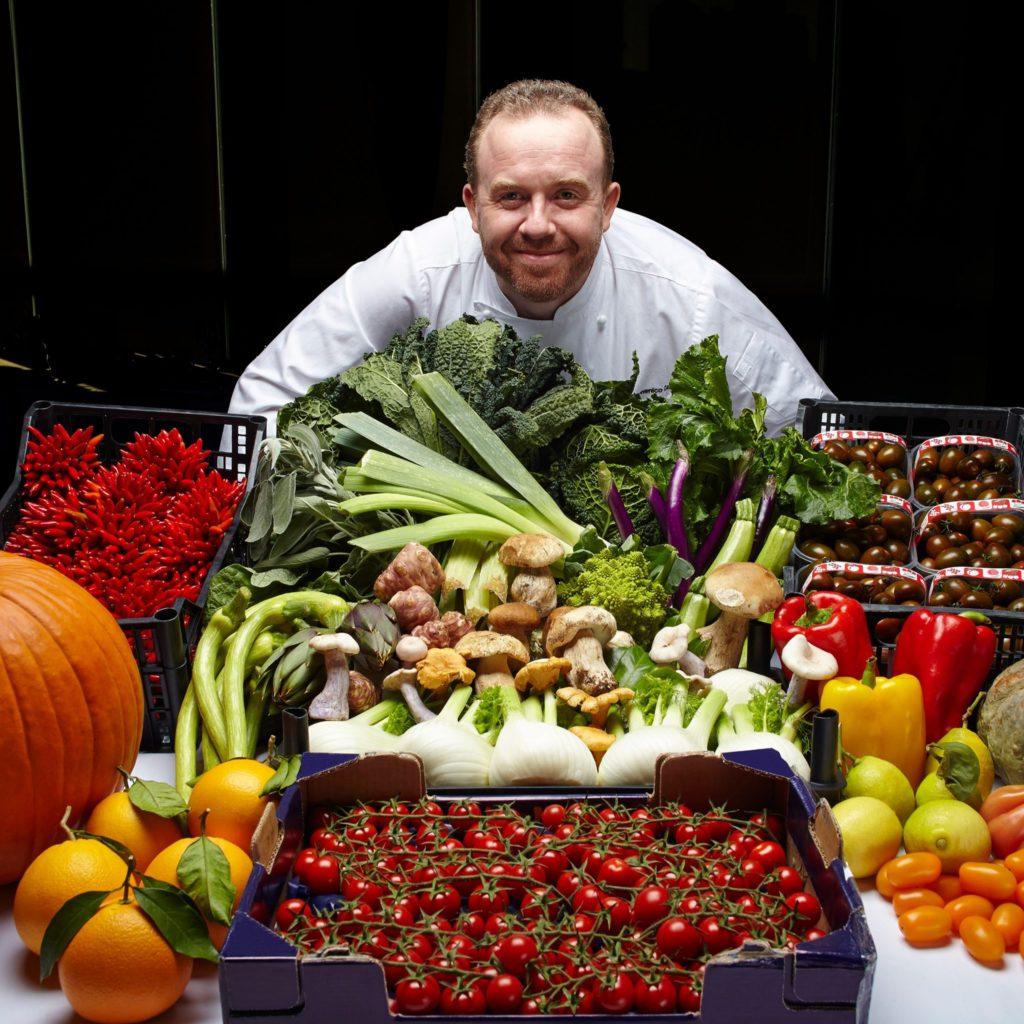 Mercato Gourmet by Giando sells fresh Italian produce in Hong Kong.