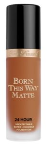 Too Faced Born this Way is the best foundation in my opinion from Cult Beauty