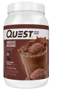 Quest Gluten free powder is a brilliant option if you don't want to consume gluten
