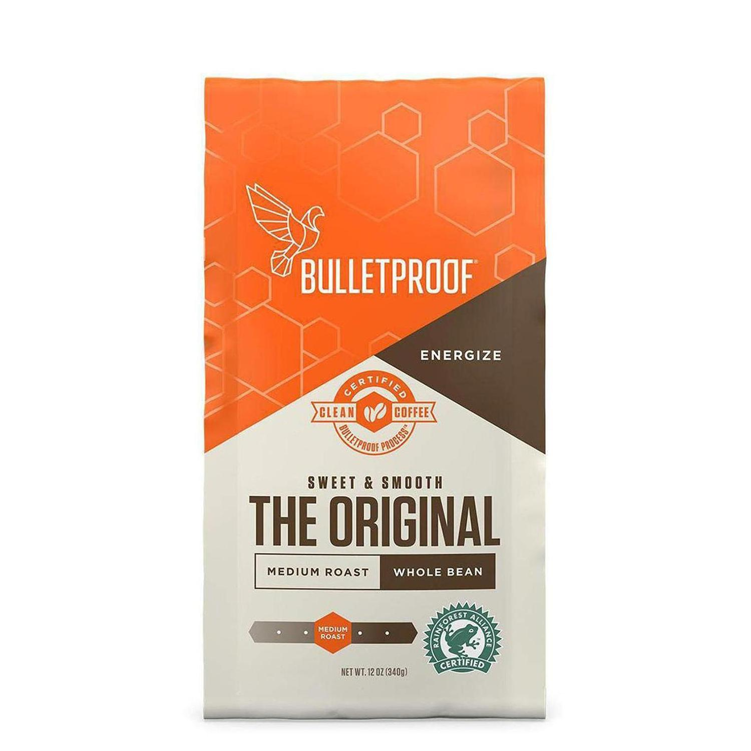 Coffee The Original - Medium Roast Whole Bean Coffee is a great keto product in our opinion.