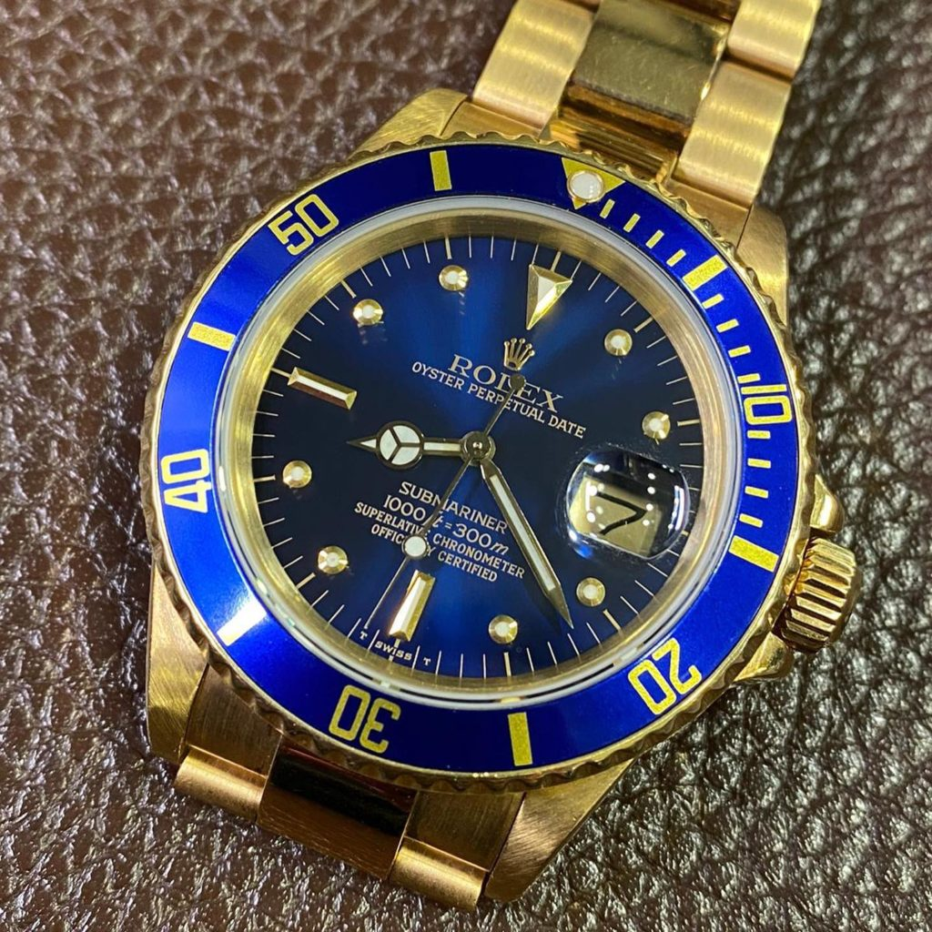 Grateful Time Company sells vintage Rolexes in Hong Kong