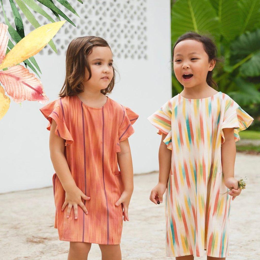 Little Islanders sells fun and vibrant kids clothing.