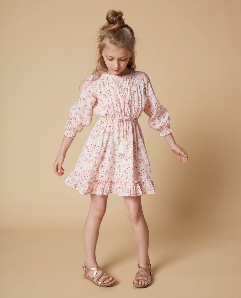 Velveteen sells timeless kids clothing at affordable prices.