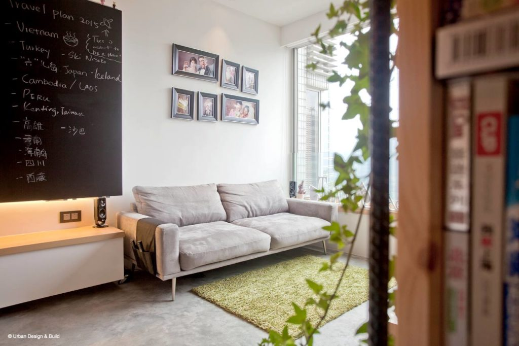 Looking for cool relaxed interior design Hong Kong? Try Urban Design and Build Limited.